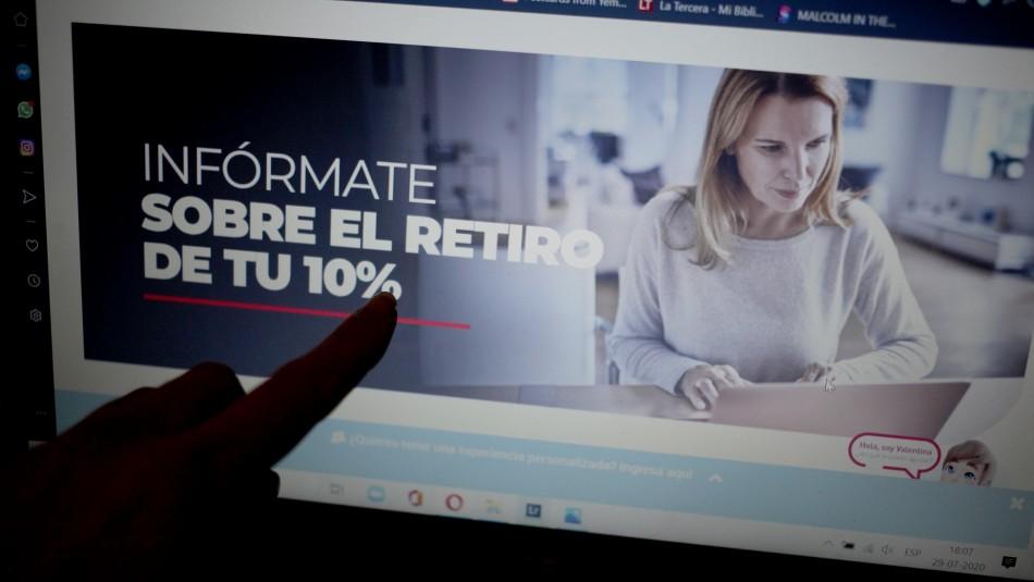 Fondos AFP: Recomiendan retirar el 10% en 2021 para aplazar pagos de impuestos a 2022
