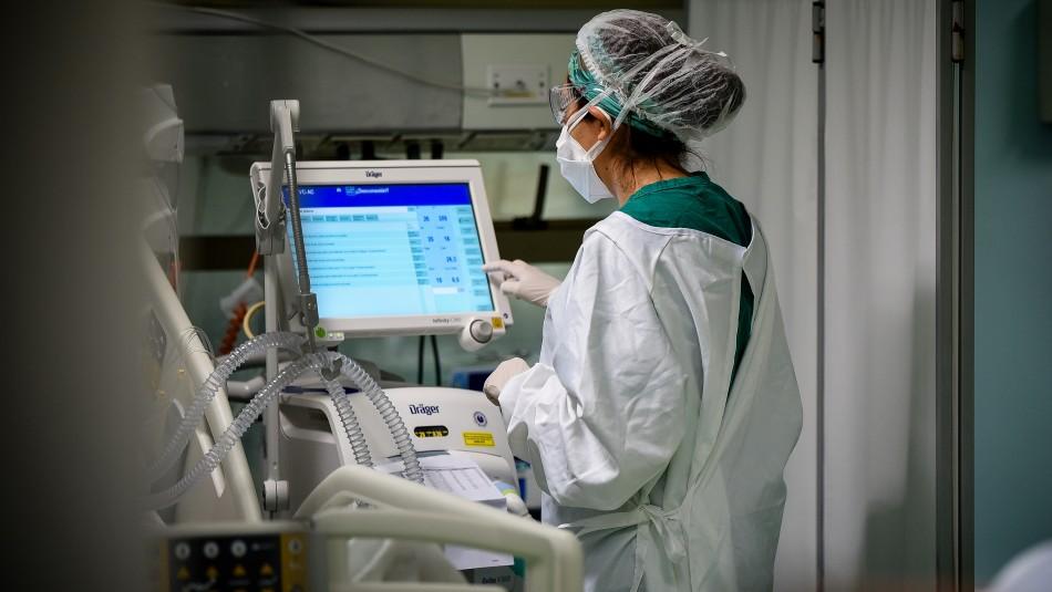 Minsal entrega nuevo informe del coronavirus en Chile.