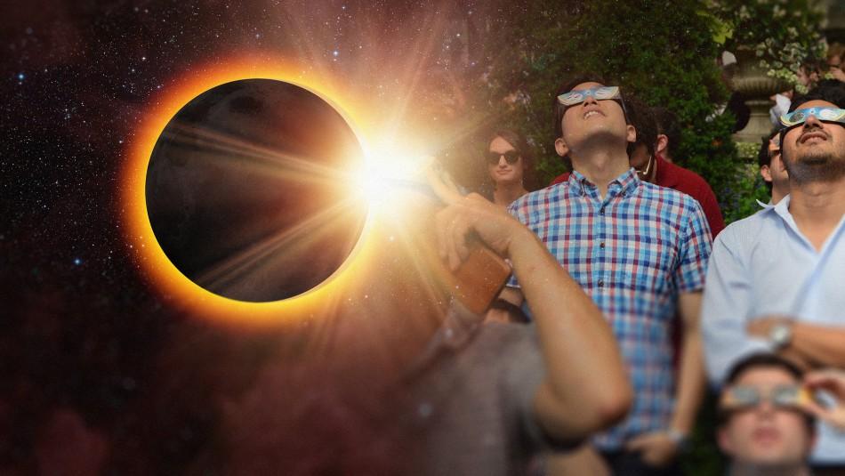 Eclipse solar 2020: ¿Podemos usar los mismos lentes del año pasado?