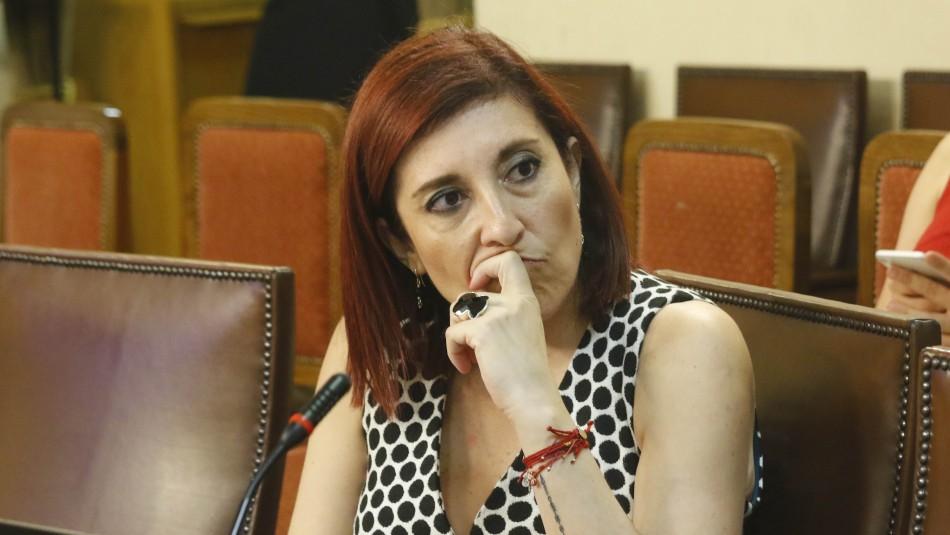 Diputados de Chile Vamos presentan requerimiento para destituir a la defensora de la Niñez