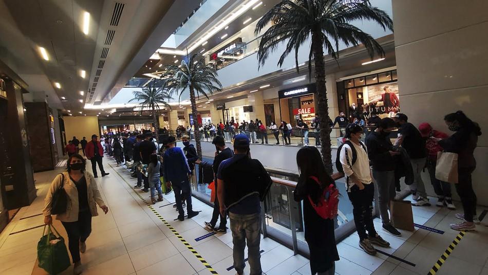 Fase 2 en la Región Metropolitana: ¿Abren los malls este fin de semana?