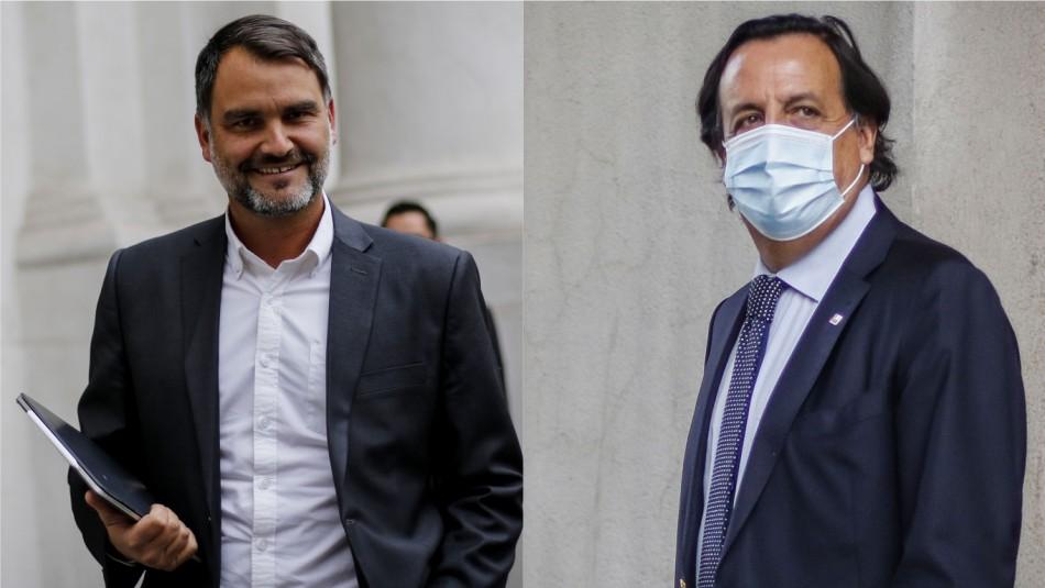Elecciones UDI: Javier Macaya se convierte en nuevo presidente tras vencer a Víctor Pérez