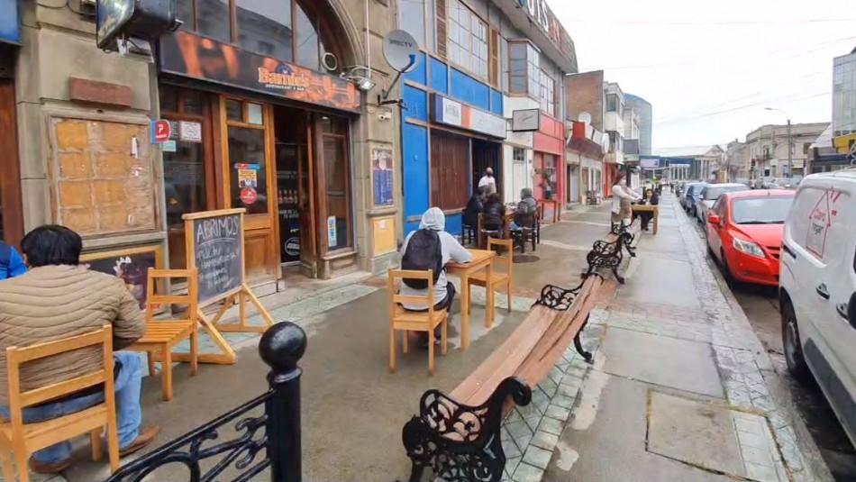 Restaurantes en rebeldía en Punta Arenas: Seis locales sumariados por abrir pese a la cuarentena