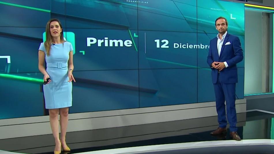 Meganoticias Prime - Sábado 12 de diciembre 2020