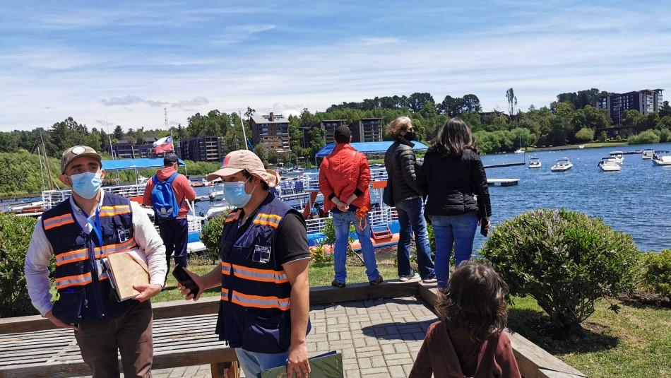 Cientos de familias ya se preparan para ver el Eclipse Solar en La Araucanía