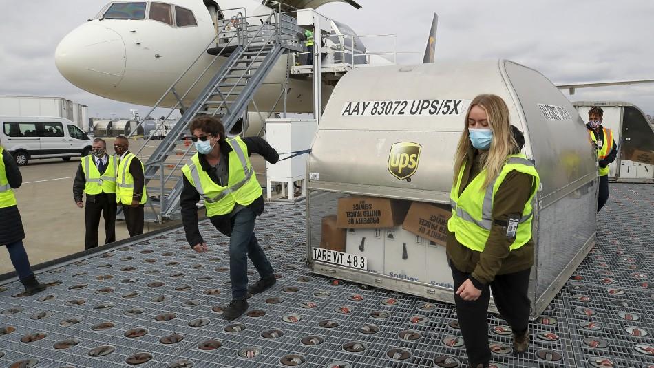 Estados Unidos emprende masiva operación para distribuir vacunas contra el coronavirus