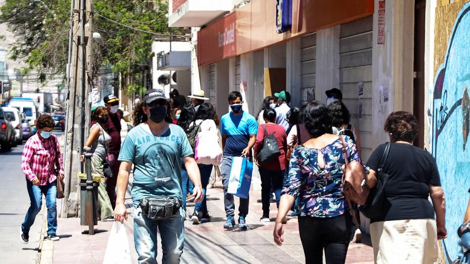 Confinamientos: Punta Arenas sale de cuarentena y toda Atacama avanza a Fase 4