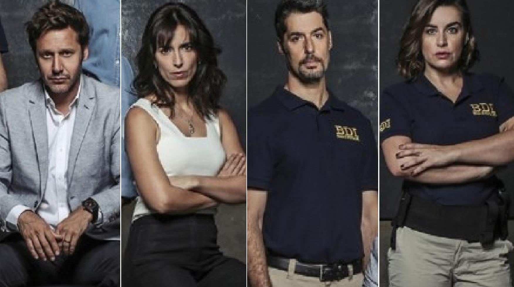 """Estos son los actores que protagonizarán """"Demente"""", la nueva teleserie de  Mega - Meganoticias"""