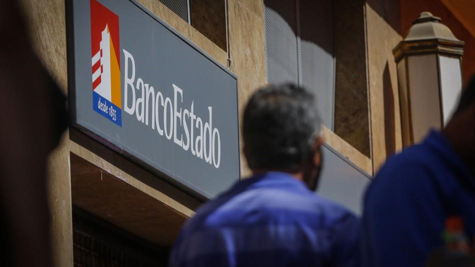 Segundo retiro del 10% de AFP: BancoEstado acumula 2,4 millones de pagos