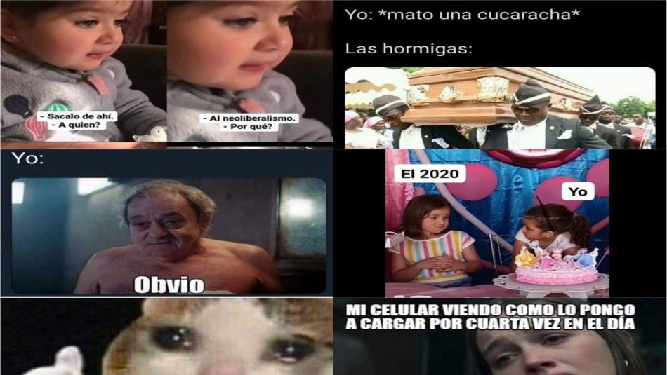 ¡No sabemos cuál es mejor!: Estos son los memes más vistos en Latinoamérica durante el 2020