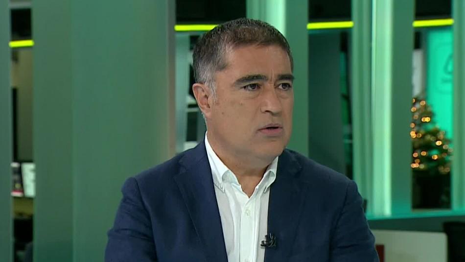 Mario Desbordes confirma interés presidencial:
