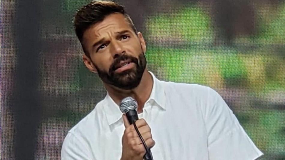 La nueva foto del hijo menor de Ricky Martin: Mira lo grande que está Renn