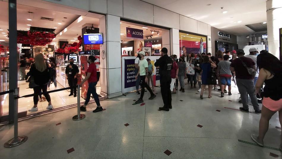 Revisa los horarios de cierre de malls y centros comerciales este viernes 18 de diciembre