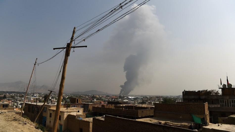 Al menos 11 muertos deja explosión de moto bomba en Afganistán