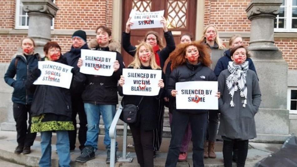 Dinamarca aumenta sanciones por violación.