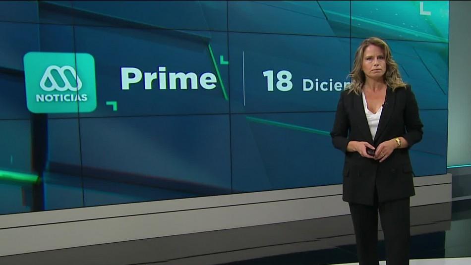 Meganoticias Prime - Viernes 18 de diciembre 2020
