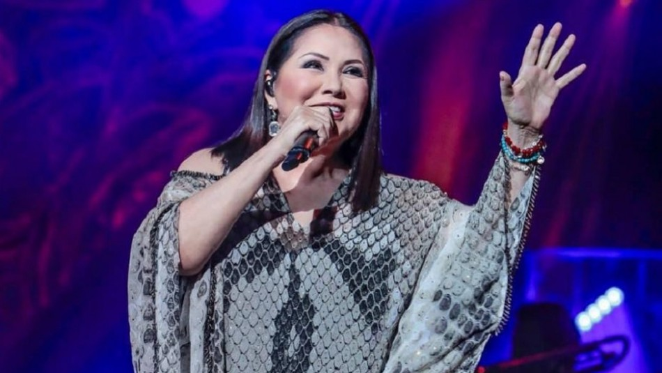 Ana Gabriel celebra su cumpleaños 65 lanzando nuevo disco dedicado a sus fans