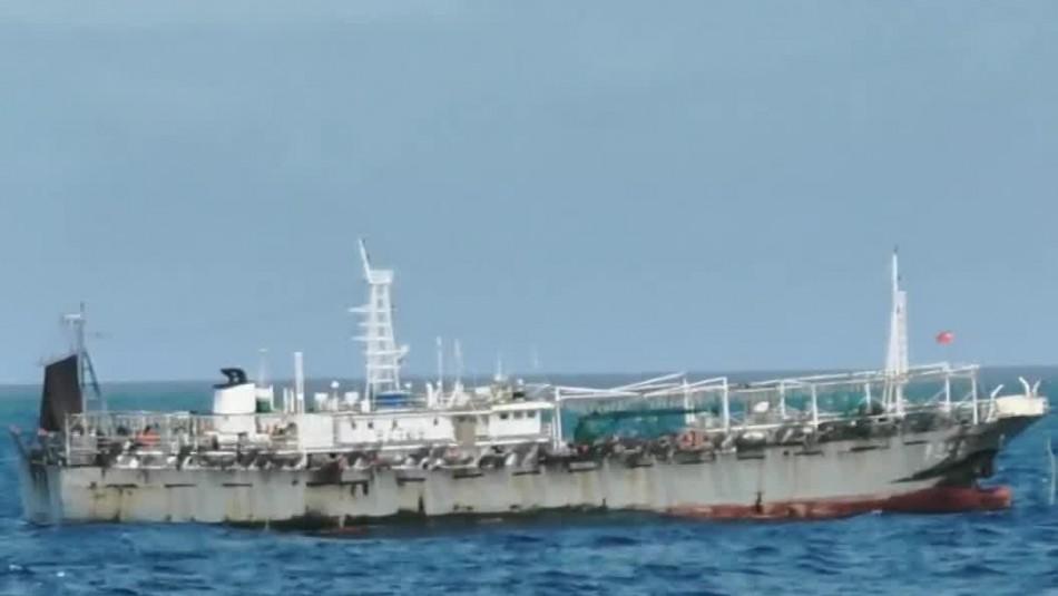 Flota china