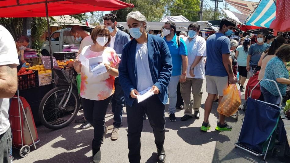 Partido Progresista de Enríquez Ominami triunfó en Pudahuel y en el sur del país