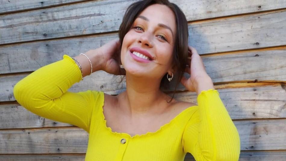 Ingrid Aceitón comparte tiernas imágenes de su