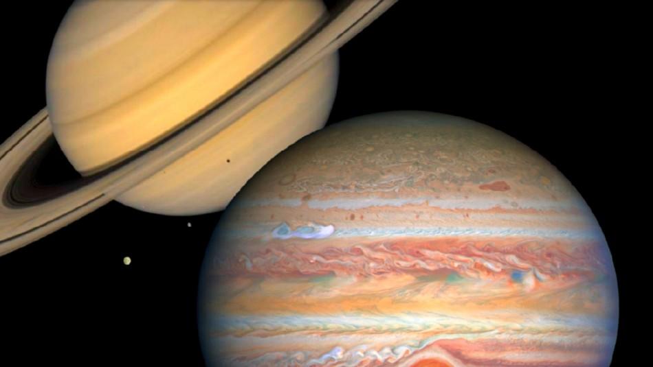 Estrella de Belén: La conjunción de Saturno y Júpiter que no ocurría hace 800 años