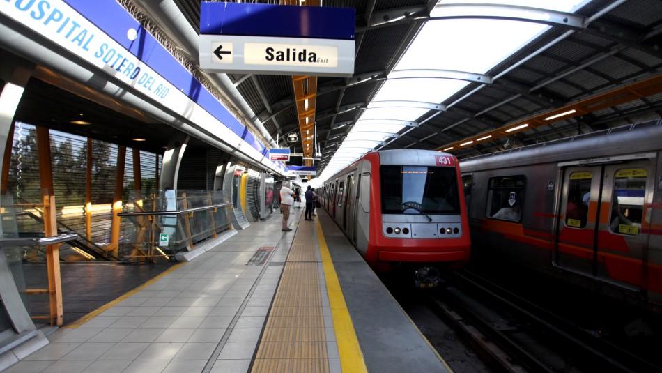 Metro de Santiago: Así funcionará el tren subterráneo en Navidad y Año Nuevo
