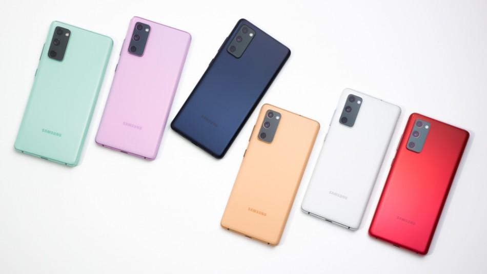 Conoce Smart Switch para traspasar sin problemas datos a un nuevo Samsung Galaxy S20 FE