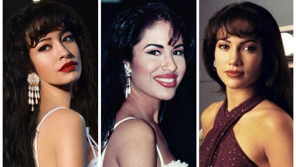 Incluida JLo: Las actrices que han interpretado a Selena Quintanilla