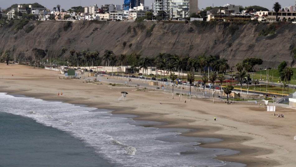 Perú cierra las playas hasta inicios de 2021 para evitar aumento de contagios