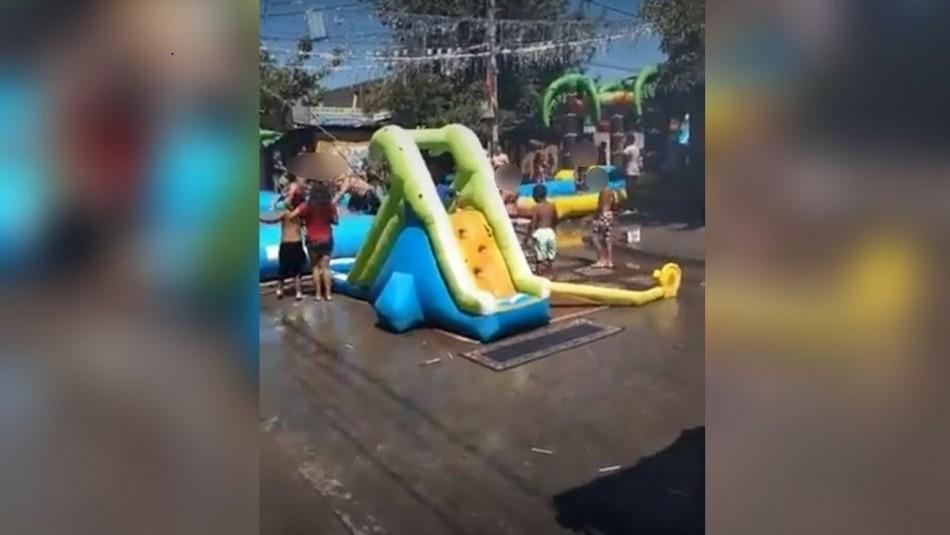 Municipalidad de La Pintana se querella contra organizador de masiva actividad para niños