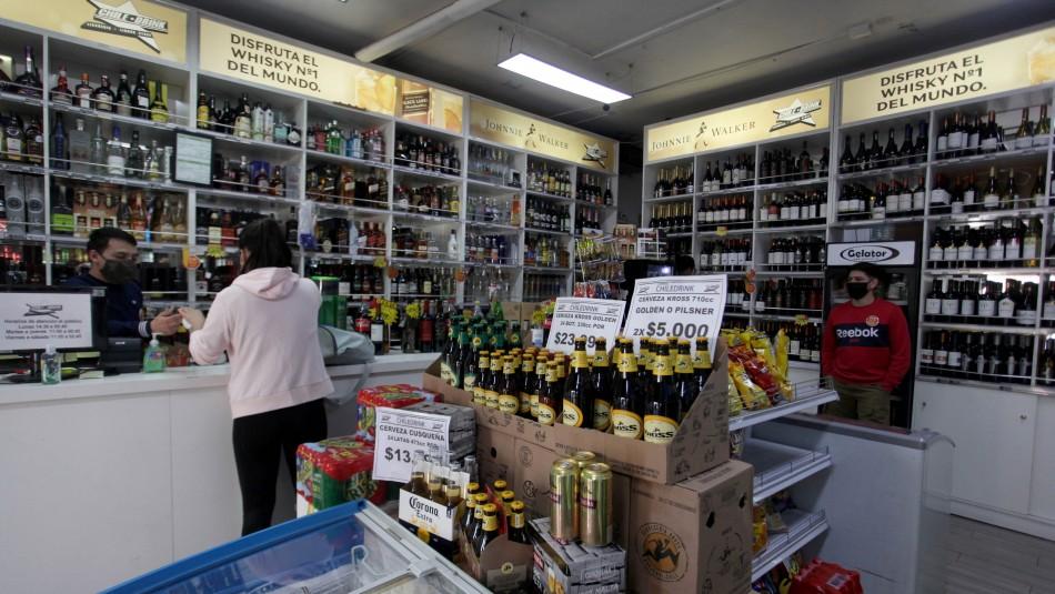 Lo que exige la nueva ley de venta de alcohol.