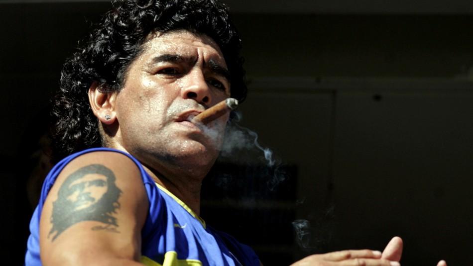 Los sorpresivos resultados del informe médico de Diego Maradona