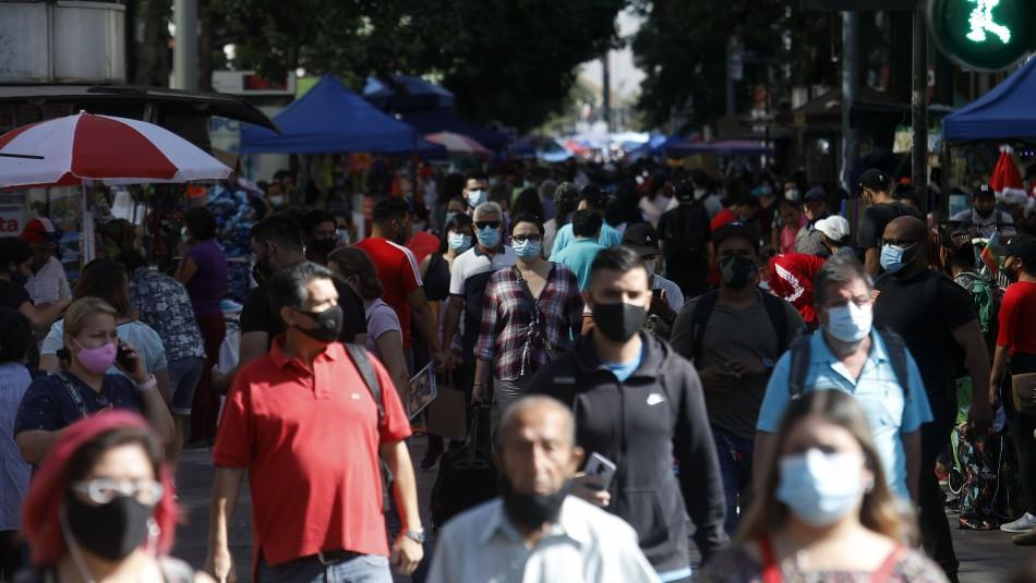 Estas son las comunas con más contagios en Santiago y en el resto del país