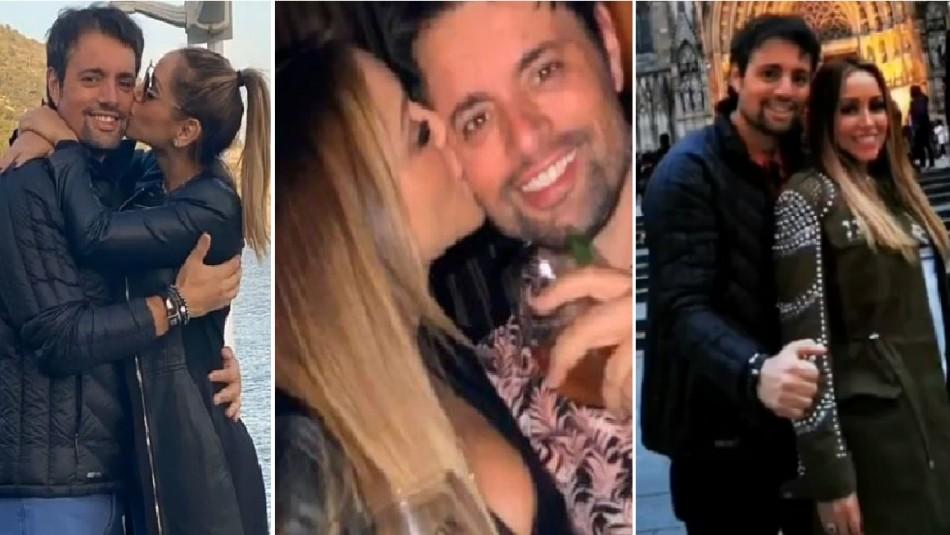 Video deja en evidencia posible reconciliación entre Marité Matus y Daniel Valenzuela