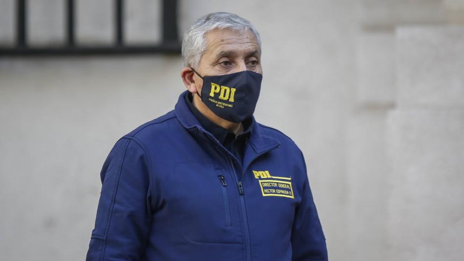 Balaceras en Santiago: PDI advierte falta de presencia policial en las calles