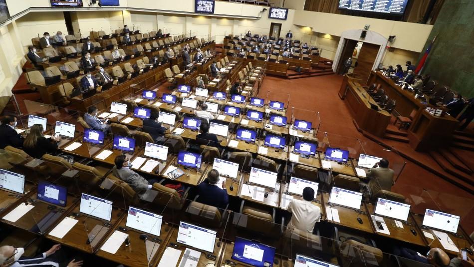Cámara de Diputados despacha al Senado proyecto de ley que amplía beneficios del Fogape