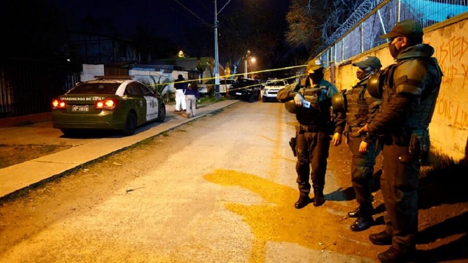 Femicidio en Viña del Mar: Acusado incendió departamento con cuerpo de la víctima en su interior