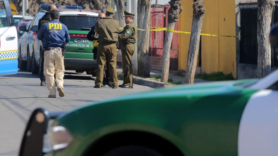 Femicidio en Viña del Mar: Mujer asesinada mantuvo medida cautelar por hecho de violencia