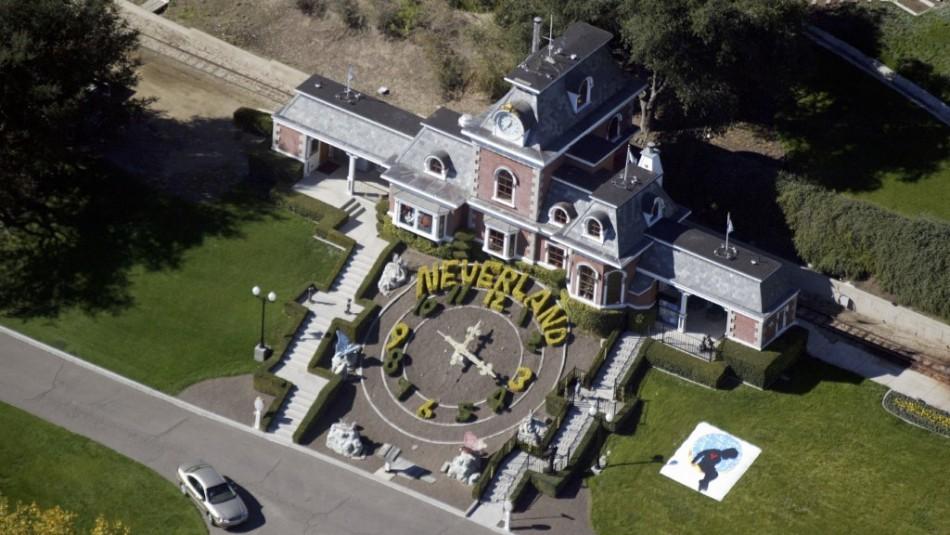 Por 22 millones de dólares: Venden el rancho Neverland de Michael Jackson