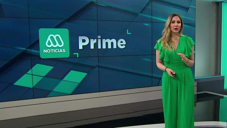 Meganoticias Prime - Viernes 25 de diciembre 2020