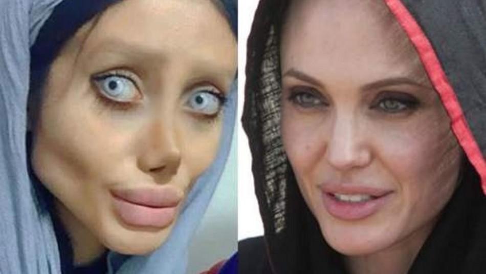 Así fue la transformación de Sahar Tabar: La
