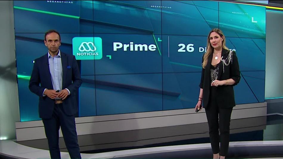 Meganoticias Prime - Sábado 26 de diciembre 2020