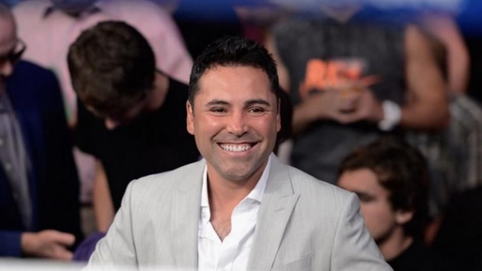 Oscar de La Hoya publica video de hija menor con su exesposa y fans le piden que se reconcilien