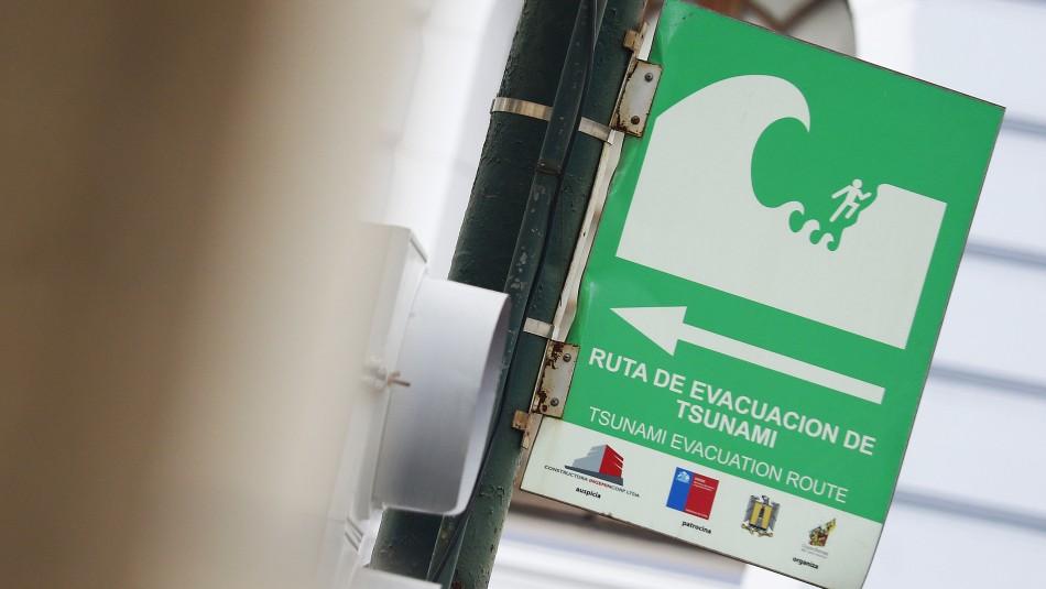 SHOA descarta riesgo de tsunami en costas de Chile tras fuerte temblor en el sur del país