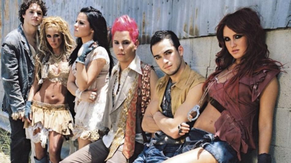 A 12 años del último concierto de RBD: así lucen sus integrantes en su reencuentro