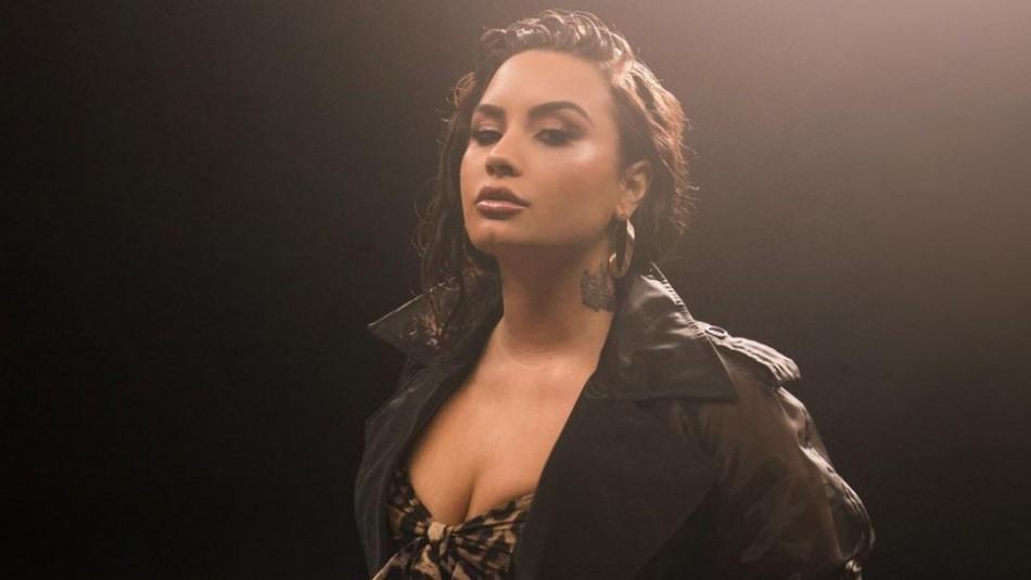 Demi Lovato muestra sus estrías para lanzar potente mensaje sobre la aceptación de su cuerpo