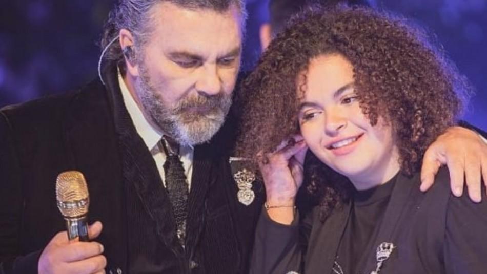 Hija de Lucero canta con Manuel Mijares el éxito de sus padres