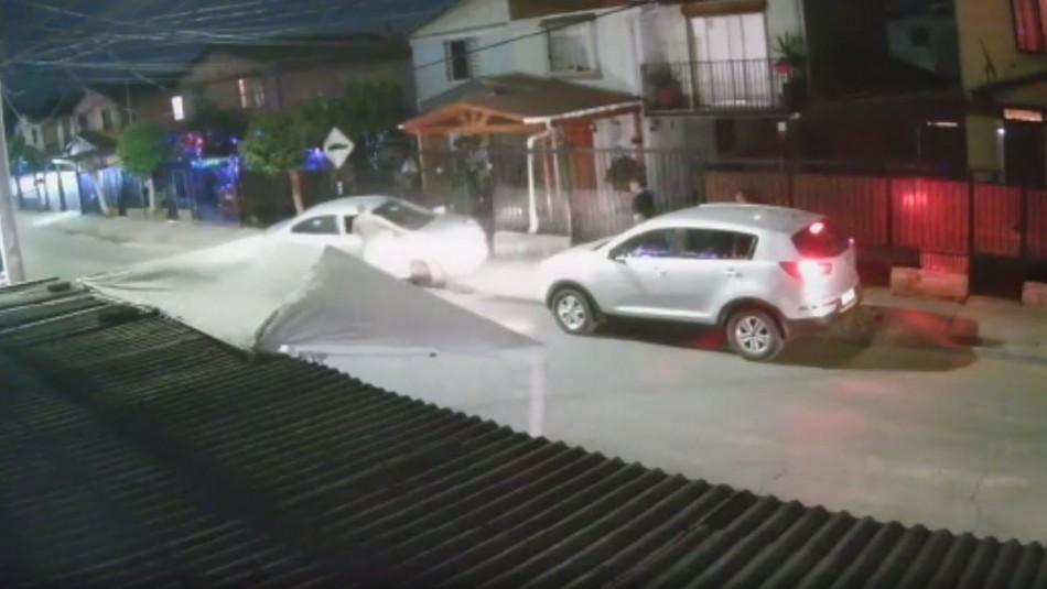 Video muestra momento en que joven es baleado tras intentar detener asalto a su casa