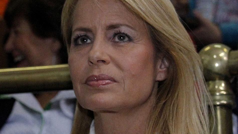Cecilia Bolocco revive