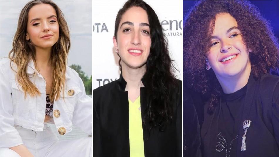 Desde Lucerito hasta Evaluna Montaner: Los hijos de famosos que se vuelven virales en la web